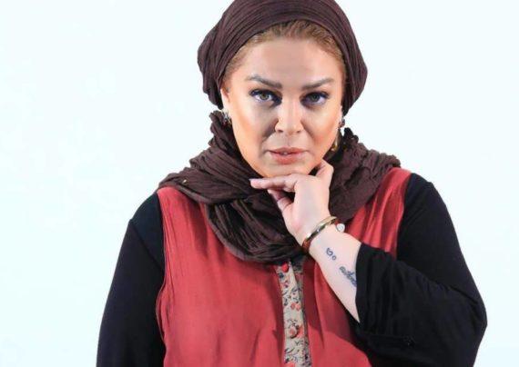 بهاره رهنما بازیگر معروف و برجسته سینما و تلویزیون ایران
