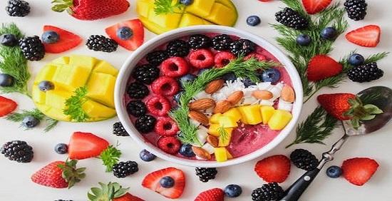مزایای خوردت میوه در کنار صبحانه