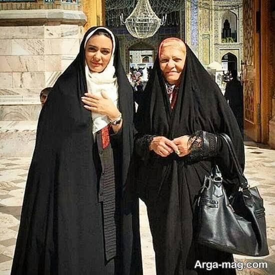 بیوگرافی و تصاویر بازیگر زن ایرانی