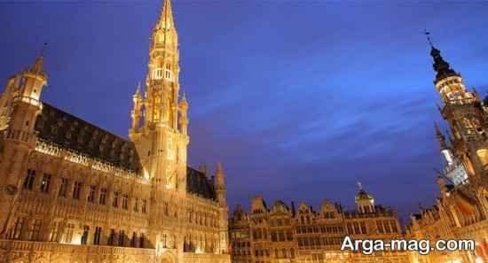 دیدنی های خاص بلژیک