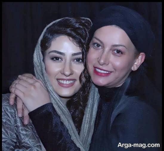 تصاویر زیبایی از الهام طهموری در سریال «وارش»