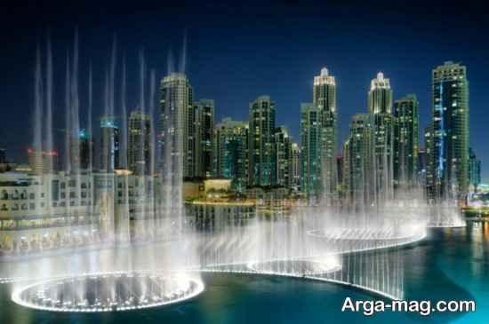 جاذبه های مهم امارات