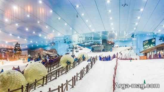 اسکی امارات