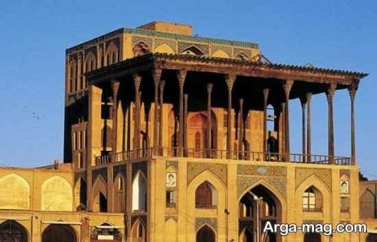 مکان های توریستی اصفهان