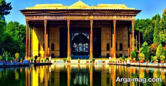 بناهای باشکوه اصفهان