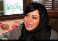 فلور نظری بازیگر ایرانی که مدت هاست در آلمان زندگی می کند