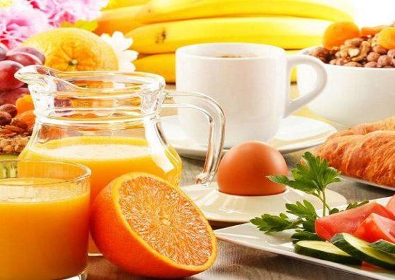 مواد غذایی برای صبحانه سالم
