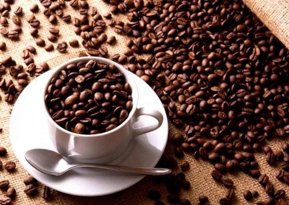 لایه برداری با ماسک تفاله قهوه