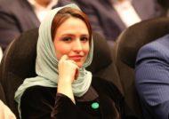 گلاره عباسی هنرپیشه معروف و بازیگر سریال شهرزاد