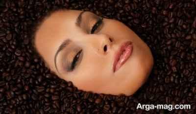 ترکیب ماسک قهوه