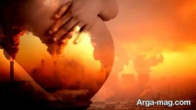تهدیدات گرم شدن زمین برای نسل های آینده