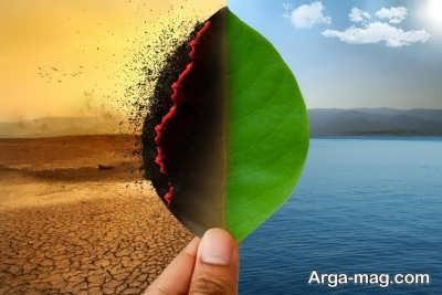 گرم شدن زمین و تهدیدات آن برای موجودات زنده