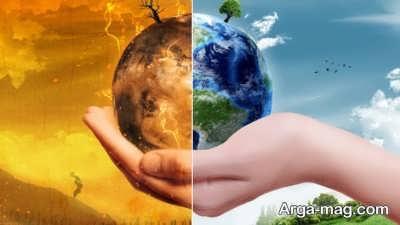 از بین رفتن کره زمین بر اثر گرمایش بیش از حد