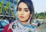 هانیه غلامی بازیگر جوان و با استعداد ایرانی