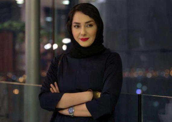 هانیه توسلی بازیگر مطرح و پرطرفدار سینما و تلویزیون و همچنین تئاتر