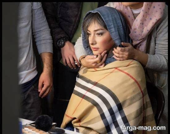 هانیه توسلی در فیلم سینمایی جدیدش به نام با من برقص