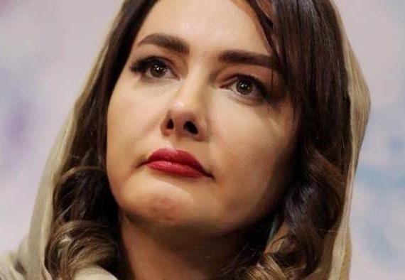 هانیه توسلی بازیگر معروف و محبوب سینمای ایران