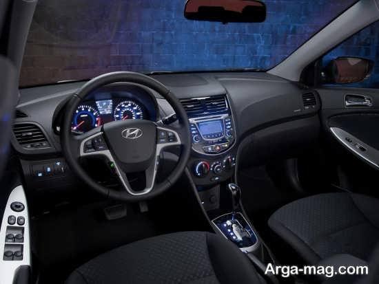 بررسی هیوندای i20 و طراحی داخلی این خودرو