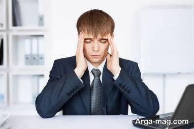 رابطه استرس شغلی و کار زیاد