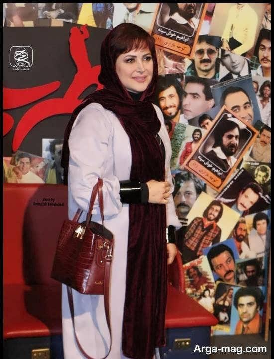 کمند امیر سلیمانی در مراسم اکران فیلم سینمایی مطرب