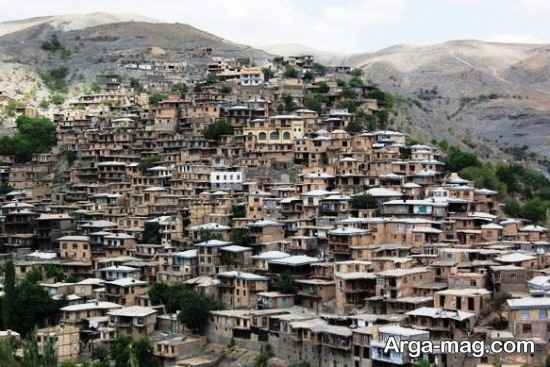 آشنایی با جاذبه های روستای کنگ
