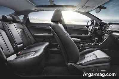 بررسی خودروی کیا اپتیما 2018