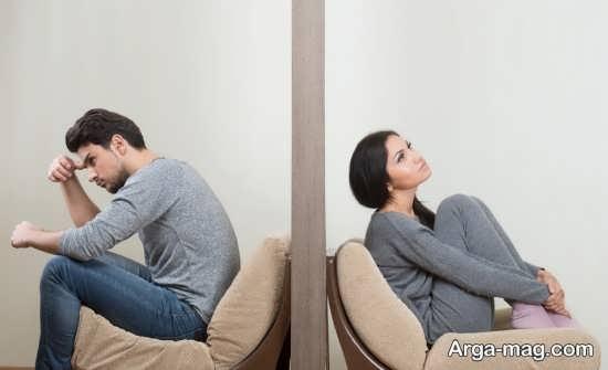 عدم عشق و علاقه در روابط عاطفی