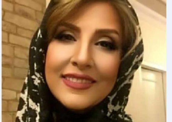 مرجانه گلچین بازیگر طنز و محبوب سینما و تلویزیون ایرانی