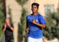 مهدی قائدی فوتبالیست جوان و موفق ایرانی
