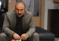 مهران احمدی بازیگر نقش شکیب در آوای باران