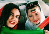 ملیکا شریفی نیا و مهراوه شریفی نیا خواهران بازیگر سینمای ایران