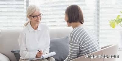 برای درمان می توانید از یک مشاور کمک بگیرید