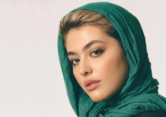 ریحانه پارسا بازیگر معروف و محبوب جوان تلویزیون و سینما