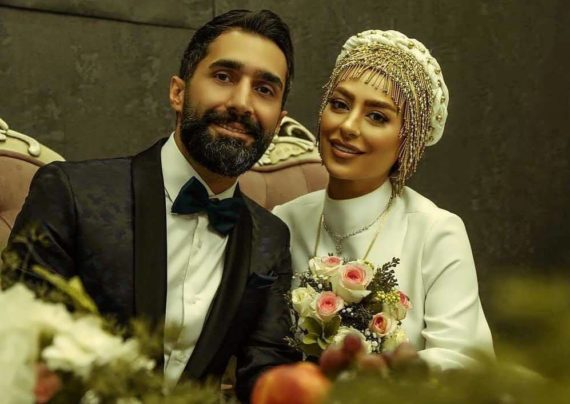 هادی کاظمی و سمانه پاکدل دو بازیگر محبوب و کم حاشیه ایرانی