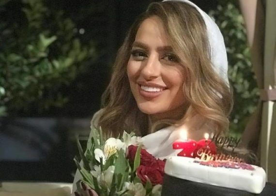 سمانه پاکدل بازیگر سینما و تلویزیون و در نقش مهتاب در دلنوازان