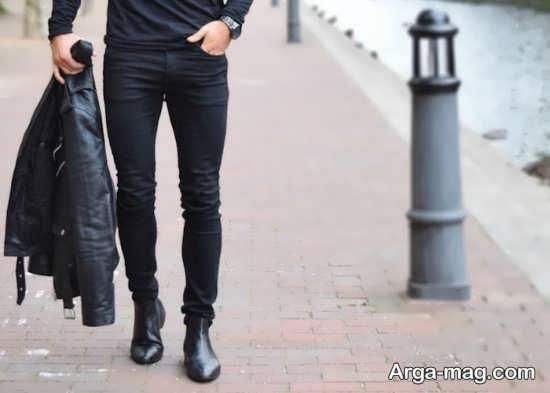 ست کردن شلوار جین مردانه+عکس