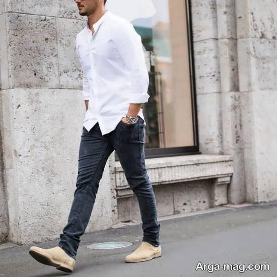 روش های ست شدن شلوار جین مردانه