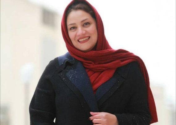 شبنم مقدمی بازیگر زن سینما و تلویزیون ایرانی