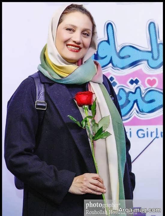 شبنم مقدمی در اکران فیلم سینمایی خداحافظ دختر شیرازی
