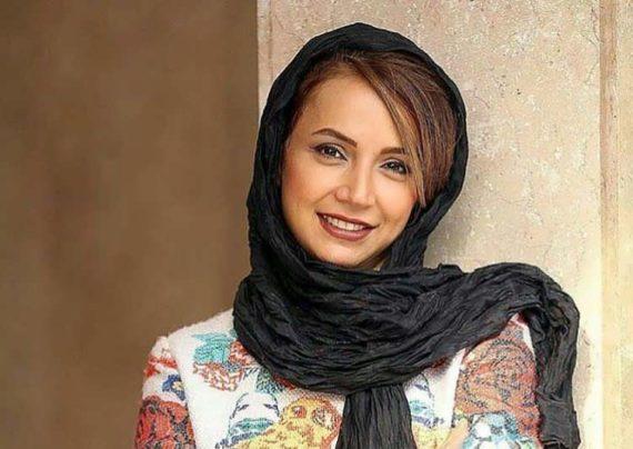 شبنم قلی خانی بازیگر معروف 42 ساله ایرانی
