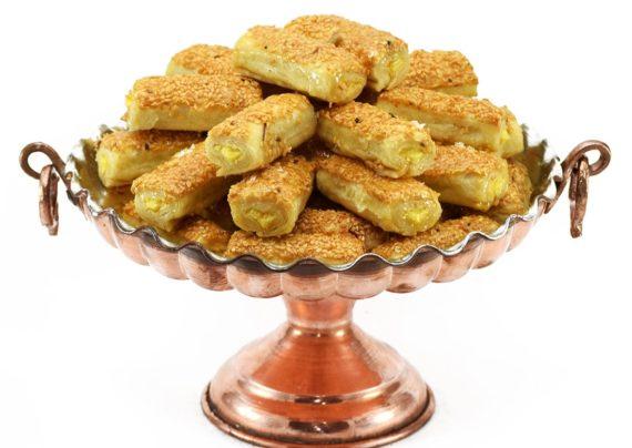 طرز تهیه شیرینی لوتکا