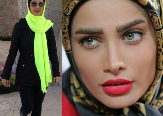 تینا آخوندتبار بازیگر ایرانی و همچنین ورزشکاری با انگیزه