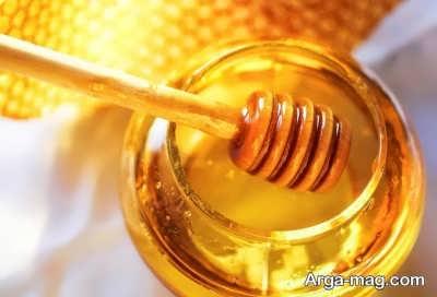 عسل مانند یک پانسمان طبیعی و بیولوژیکی عمل می کند