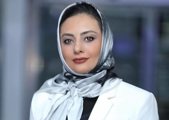 یکتا بازیگر مطرح 41 ساله سینما و تلویزیون ایران
