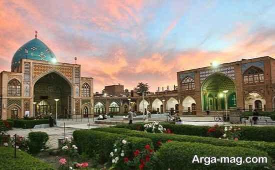 دیدنی تاریخی زنجان