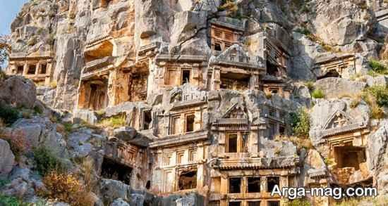 مکان های تاریخی زنجان