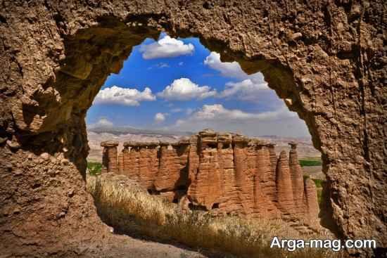 جاذبه قدیمی زنجان