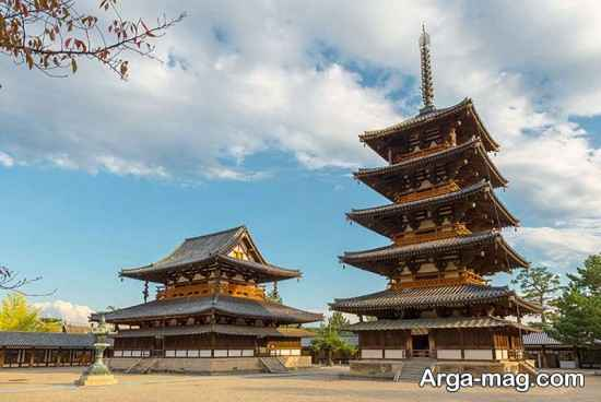 دیدنی تاریخی ژاپن