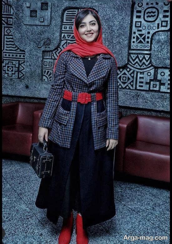 زیبا کرمعلی در مراسم اکران خصوصی فیلم سینمایی لیلاج