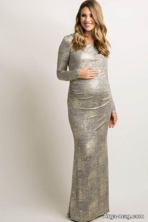 لباس بارداری پوشیده